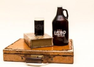 In The Loop Branded Beer Jug